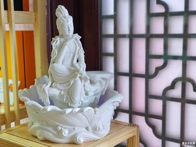 【色彩系列之白色】+德化白瓷