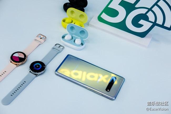 Galaxy S10 5G版夏季清凉图赏