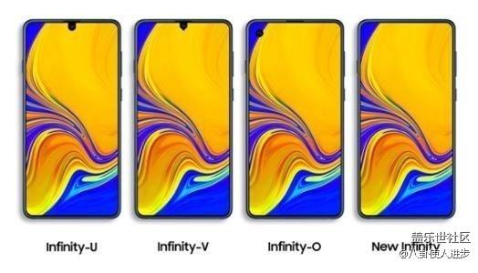 不要小看三星Galaxy A80这块绚丽全视屏