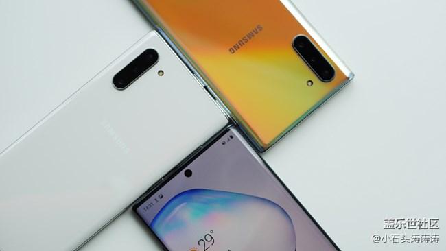 三星Galaxy Note 10系列评测汇总(9.30更新)
