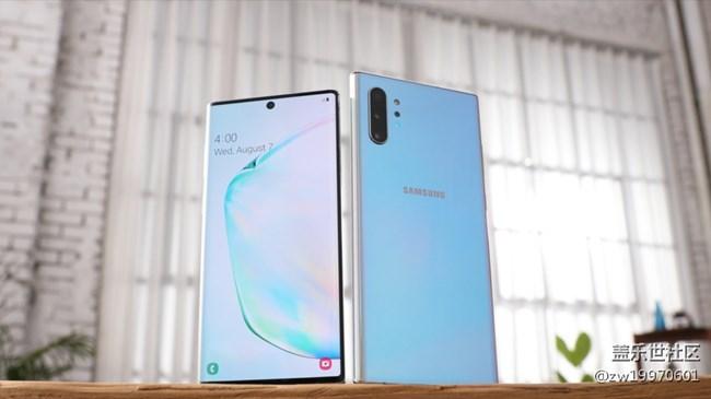 """""""十""""代星机皇 三星Galaxy Note10系列抢先评测"""
