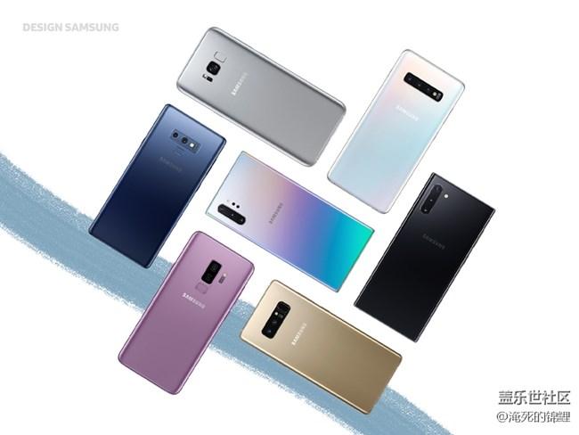 Galaxy Note 10 | 星机设计里的小心机