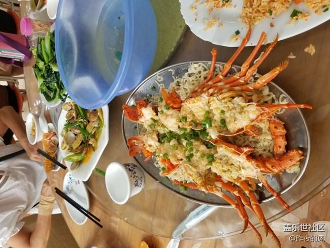 【我要霸王餐】238元吃大龙虾大鲍鱼海胆饭等美食套餐