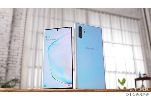 更极致的十代 三星Galaxy Note10系列