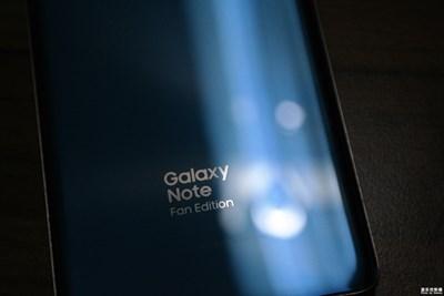 Galaxy Note Fan Edtion 图赏