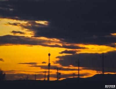 【盖乐世影像周赛第105期】——天边的云