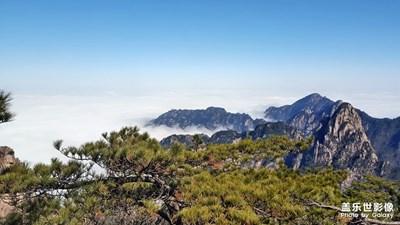 【天边的云】+山在云中立,云在山中绕