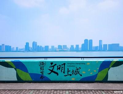 【光影的魅力】+光耀江岸