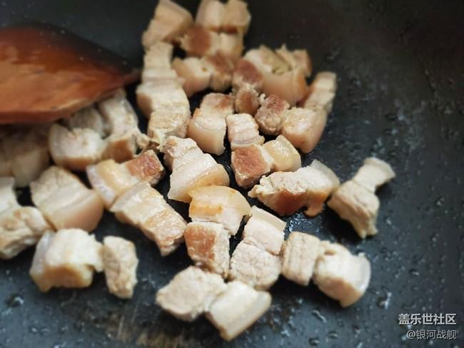 【中秋佳节】中秋品美食-红烧肉的做法