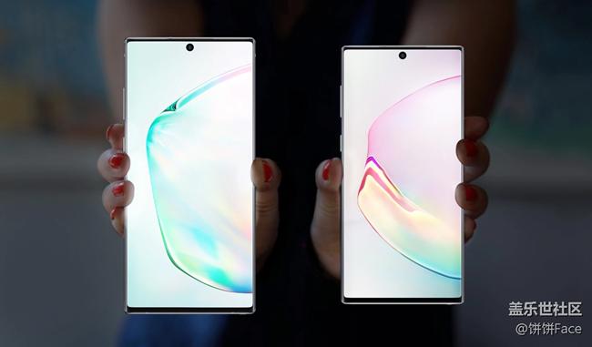 【1】三星Galaxy Note10 | 10+ 为什么这么诱人?