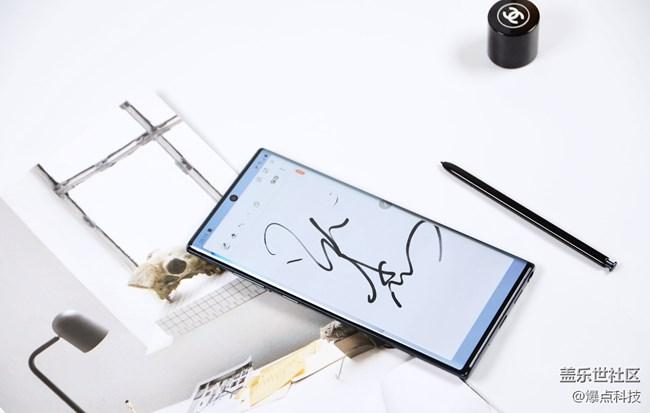 小杰种草:这才是真旗舰!三星Note10+ 5G体验