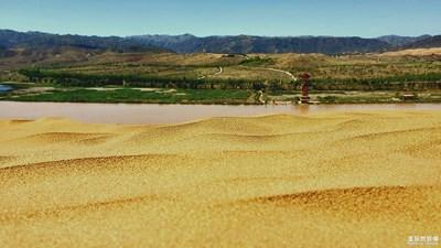 西北行(3)——沙坡头的对峙