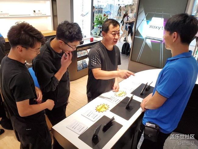 济南星部落9月28日Note10品鉴活动回顾帖