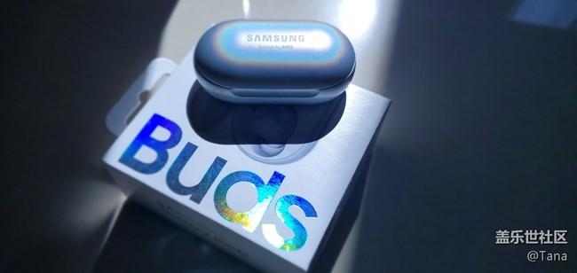 Galaxy Buds 莫彩银鉴赏