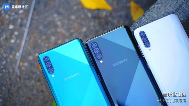 一个视频快速了解三星Galaxy A50s