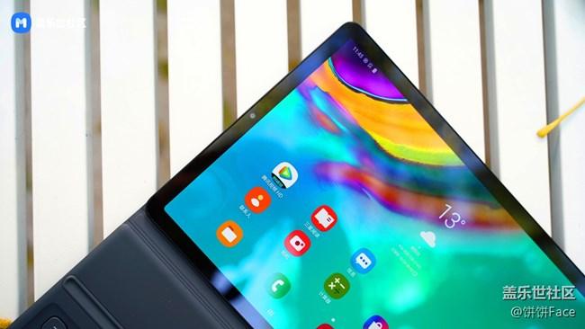 薄无止尽,唯美轻盈 三星Galaxy Tab S5e美图赏