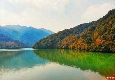 【倒影】+湖光山色