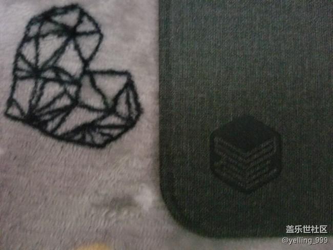 【星空间礼品晒单】无线充电鼠标垫
