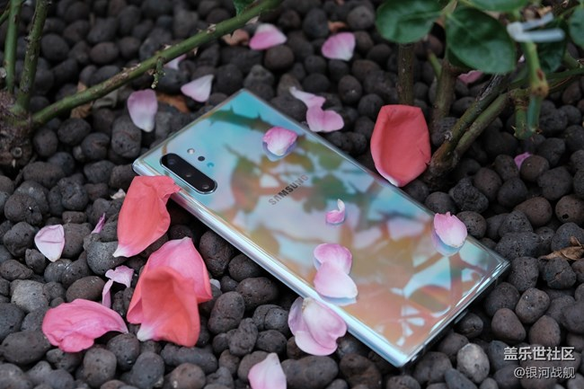 Note10+ 莫奈彩-最美的时尚单品