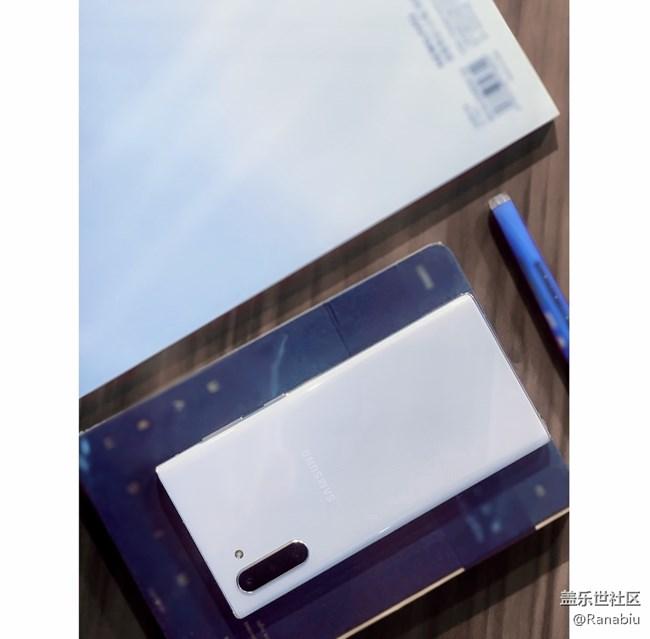 Galaxy Note10 秘密使用手册