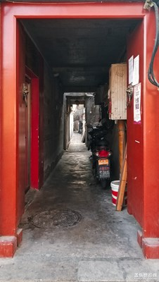 【盖乐世影像周赛第123期】——大街小巷