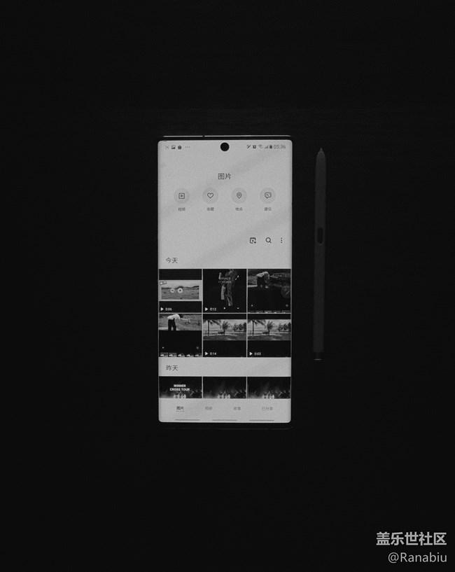 Galaxy Note10视频拍摄+后期,原来制作vlog也可以如此简单!