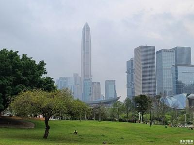 s20U眼中的深圳书城