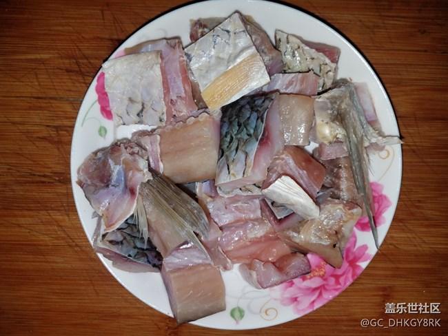 【家乡味道】+咸鱼烧排骨