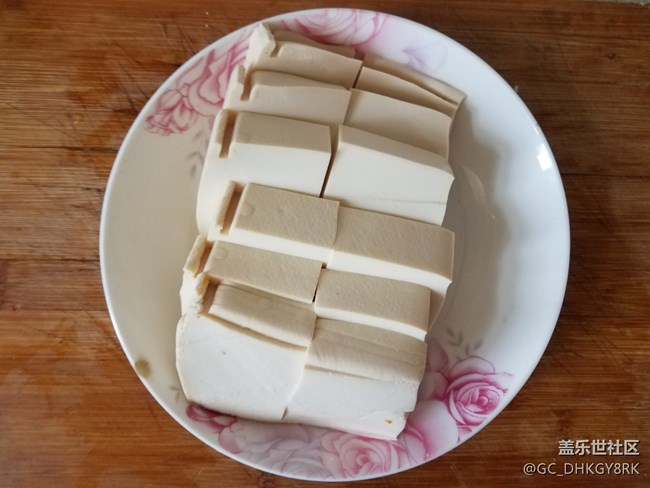 【家乡味道】+鸭血炖豆腐