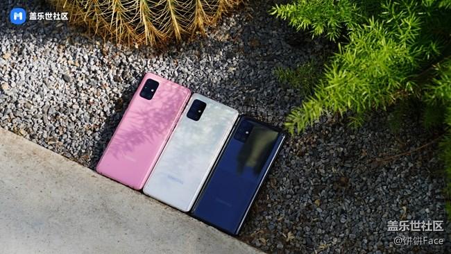 青春有型有内涵 三星Galaxy A51 5G全面评测