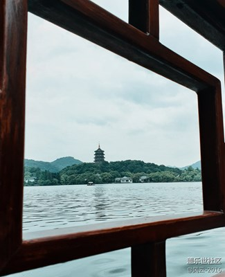 我美丽城+杭州一隅