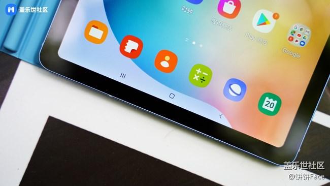 隨身的超級記事本 三星Galaxy Tab S6 Lite美圖賞