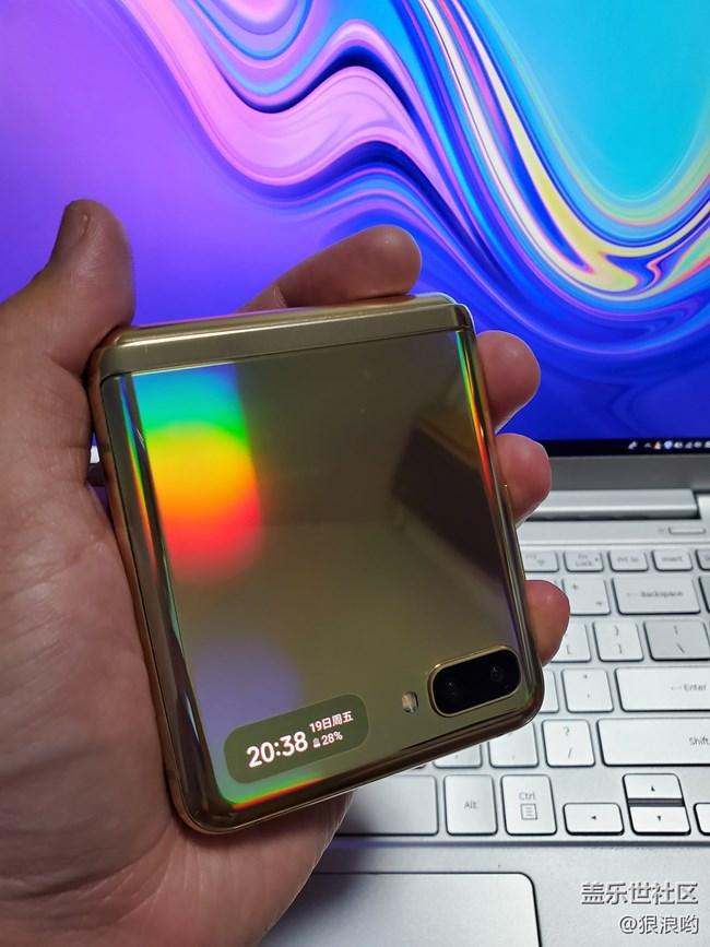三星Galaxy Z Flip:开启屏幕 预见未来