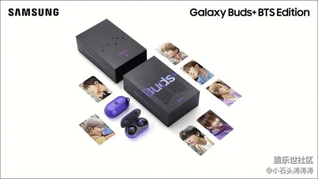 绚丽夺目人一共有八名小王紫 Galaxy S20+ 5G BTS定制版美图赏