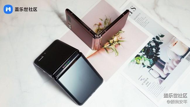 5G和时尚的碰撞!三星Galaxy Z Flip 5G图赏