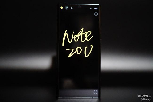 极致体验,超强旗舰——三星Galaxy Note 20 Ultra使用体验