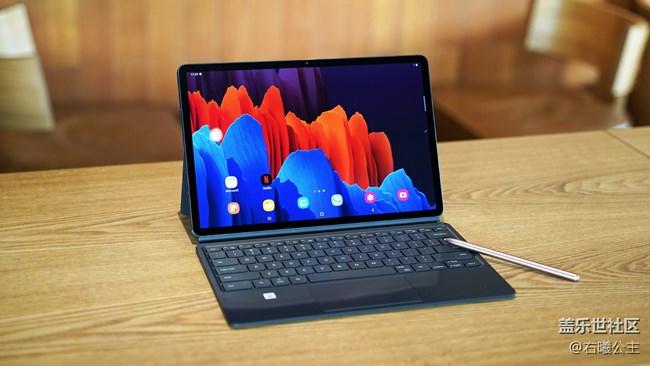 超薄轻盈,娱乐办公小能手 三星Galaxy Tab S7系列美图赏