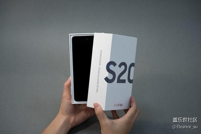 """专为""""星粉""""量身打造的手机 Galaxy S20 FE 5G惊艳登场"""