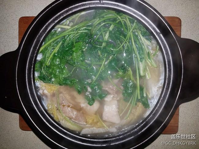 【霸王餐】+羊肉锅
