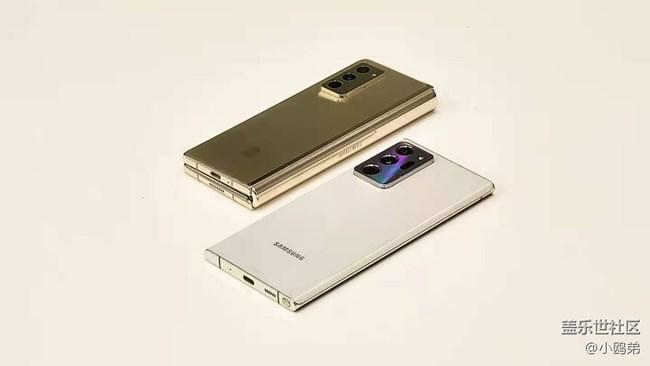 【Galaxy Note20 星粉体验团】再一次,引领新时代!