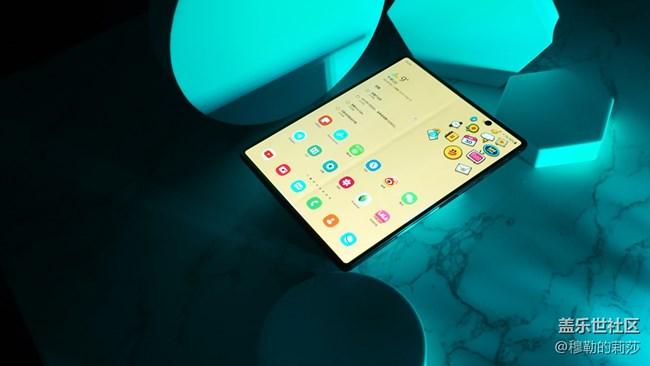 【美图赏】日月之下-夜幕之上的不同光影-Galaxy Z Fold2 5G