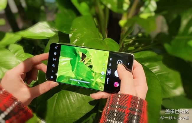Galaxy S21 Ultra 5G:智能变焦,探索微观小世界!