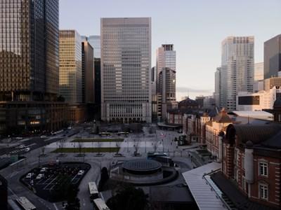 东京站的日与夜