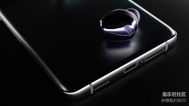 【Samsung Galaxy Buds Pro】梵梦紫-暗夜精灵的魂动色泽
