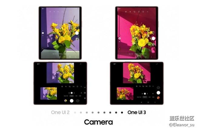 Galaxy Z Fold2 5G One UI 3.1: 为用户带来更好的使用体验