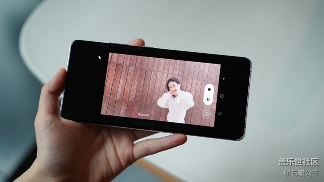 Galaxy S21 Ultra 5G拍视频 : 8K是什么体验?