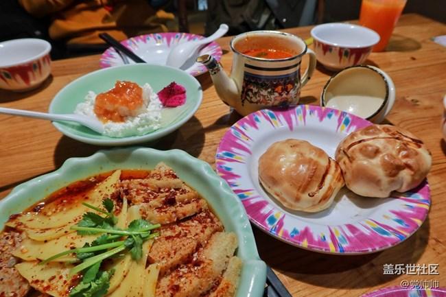 新疆探寻雪源之旅Vlog 回程中的这些极品美食你们值得拥有!