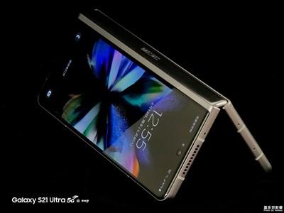 Galaxy S21 Ultra 5G : 冲啊!Fold 3 !