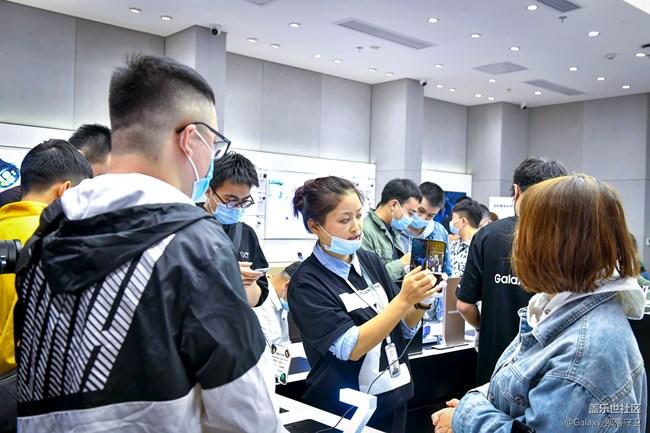 Galaxy Z Fold3|Flip3 5G全国品鉴之旅成都站圆满结束!