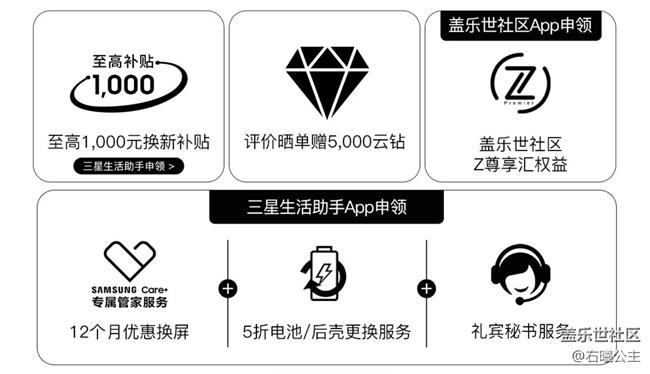 三星W22 5G预订开启 福利信息汇总